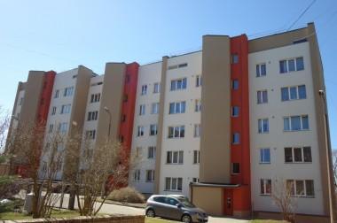 Iespēja ar pašvaldības līdzfinansējumu sakārtot daudzdzīvokļu māju pagalmus