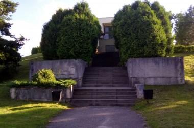 Uz laiku slēgs Meža kapu kapličas ceremoniju zāli